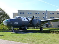 216 @ EHKD - Preserved in the local Naval Aircraft Museum - by Alex Smit