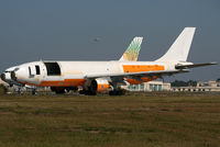 PH-GIR @ LFBD - Stored athe SOGERMA Center with special c/s for a movie - by Shunn311