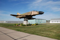 65-0735 @ KHSI - McDonnell Douglas F-4D Phantom II Aircraft Display in Hastings,NE - by Bluedharma