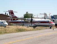 F-WQNN @ LFBO - ATR42-320 N° 208