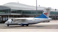9A-CTS @ LKPR - ATR42-310 QC - by JBND31