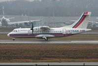 9G-AAB @ LFBO - ATR42-300 - by JBND31