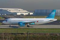 F-WWBR @ LFBO - A320-216 N° 3018 - by JBND31