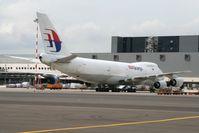 TF-ARJ @ LIMC - Boeing 747-236B - by JBND31