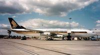 9V-SJA @ LFBO - A340-313X - by JBND31