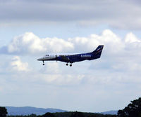G-MAJP @ EGNR - Eastern Airways. arriving at Hawarden - by chris hall