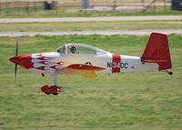 N134DC @ KAPA - Landing on 35L. - by Bluedharma