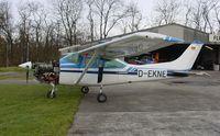 D-EKNE @ EDTF - Reims / Cessna FR182 Skylane RG - by J. Thoma
