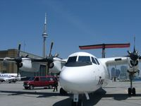 C-GLPP @ CYTZ - @ City Centre Airport - by PeterPasieka