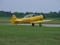 C-FGUY @ CYOO - @ Oshawa Airport - by PeterPasieka