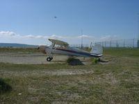C-FIWX @ CYZE - @ Gore Bay Airport - by PeterPasieka