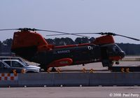 157678 @ NKT - One of the three SAR helos sitting about - by Paul Perry