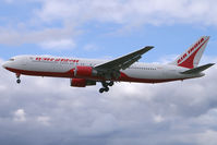 G-CEFG @ EGLL - Air India Boeing 767-300 - by Thomas Ramgraber-VAP
