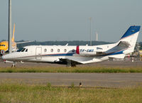 SX-SMR @ LFBO - Parked at the General Aviation area... - by Shunn311