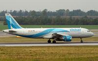 EC-KMI @ VIE - Clickair Airbus A320-216 - by Joker767
