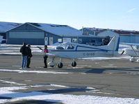 C-GIGD @ CNC3 - @ Brampton Airport - by PeterPasieka