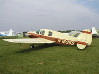 N7695B @ KOSH - EAA AirVenture 2008. - by Mitch Sando