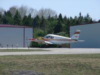 C-FAQO @ CND4 - @ Haliburton/Stanhope Muni Airport, Ontario Canada - by PeterPasieka