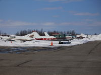 C-GFOG @ CNF4 - @ Lindsay Airport, March 2008 - by PeterPasieka