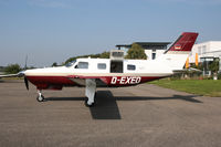 D-EXED @ EDTF - Piper PA-46 Malibu Mirage - by J. Thoma
