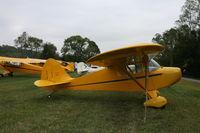 N4612H @ 64I - Piper PA-17