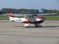 D-EUGD @ EHBK - Cessna C172H Skyhawk D-EUGD - by Alex Smit
