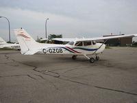 C-GZGB @ CNC3 - @ Brampton Airport, BFC training aircraft - by PeterPasieka
