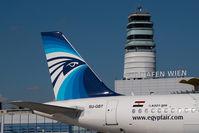 SU-GBT @ VIE - Egypt Air Airbus 321