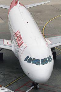 D-ABDK @ EDDL - Air Berlin A320 - by Andy Graf-VAP
