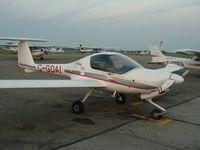 C-GDAI @ CNC3 - @ Brampton Airport, former BFC training aircraft - by PeterPasieka