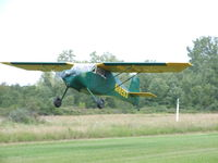 N18263 @ 8NK4 - Departing Bethany Airpark - by Jim Uber