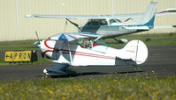 N100Q @ S50 - taxying - by Wolf Kotenberg