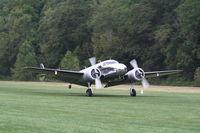 N2072 @ 64I - Lockheed 12A - by Mark Pasqualino