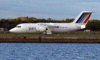 EI-RJW @ EGLC - CityJet operating Air France franchise into London City