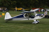 N124TR @ 64I - Ultra Pup - by Mark Pasqualino