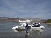 N521GR @ U30 - Seawind Fishing tour - by Jerome Robelen