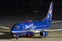 TF-BBG @ LOWL - Bluebird Cargo