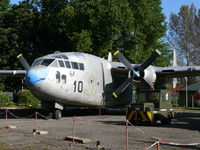 CP-10 @ EBMB - Fairchild C-119G Packet/Flying Boxcar CP-10/OT-CAJ Belgian Air Force - by Alex Smit