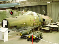 59-1822 @ EGSU - this aircraft saw active service throughout the Vietnam War with the 44th TFS. awaiting restoration at Duxford - by chris hall