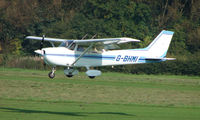 G-BHMI @ EGCB - Cessna F172N photographed at Manchester Barton Open Day in Sept 2008