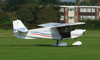 G-CESD @ EGCB - Skyranger Swift 912 photographed at Manchester Barton Open Day in Sept 2008