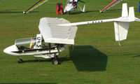 G-MVAM @ EGCB - photographed at Manchester Barton Open Day in Sept 2008