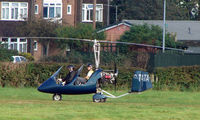 G-TATA @ EGCB - Gyrocopter photographed at Manchester Barton Open Day in Sept 2008