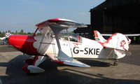 G-SKIE @ EGCB - Skybolt photographed at Manchester Barton Open Day in Sept 2008