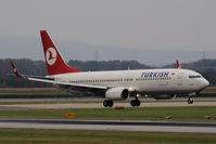 TC-JGF @ VIE - Boeing 737-8F2