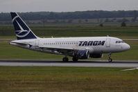 YR-ASC @ VIE - Airbus A318-111