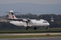 YU-ALS @ VIE - Aérospatiale ATR-72