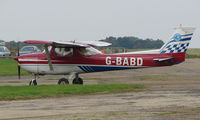G-BABD - 1972 Cessna FRA150L at a quiet Cambridgeshire  airfield