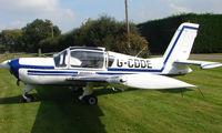 G-CDDE - 2004 PZL Koliber 160A at a quiet Cambridgeshire  airfield