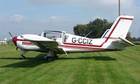 G-CCIZ - 2001 PZL Koliber 160A at a quiet Cambridgeshire  airfield
